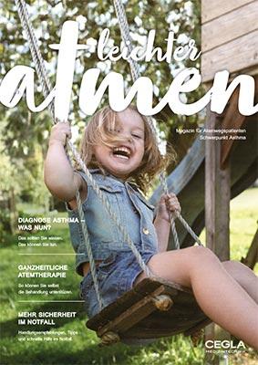 Magazin für Atemwegspatienten – Schwerpunkt Asthma