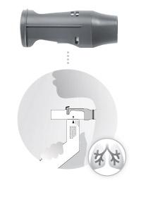 RC-Cornet® PLUS Tracheoansatz