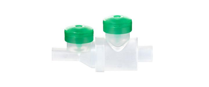Minimhal – Die kleinvolumige Inhalierhilfe für das Beatmungssystem