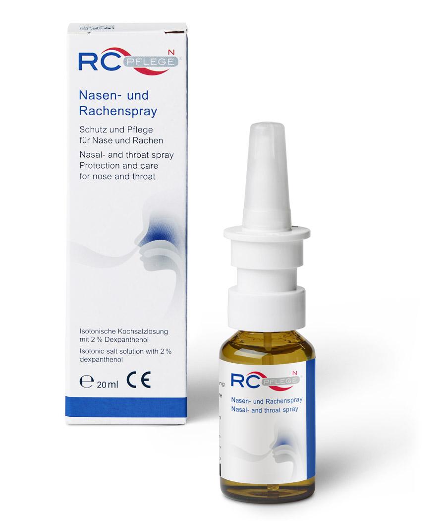 RC-Pflege® N - Schutz und Pflege für die Nase