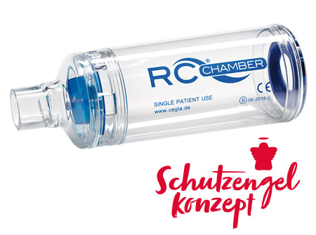 Inhalierhilfe RC-Chamber®